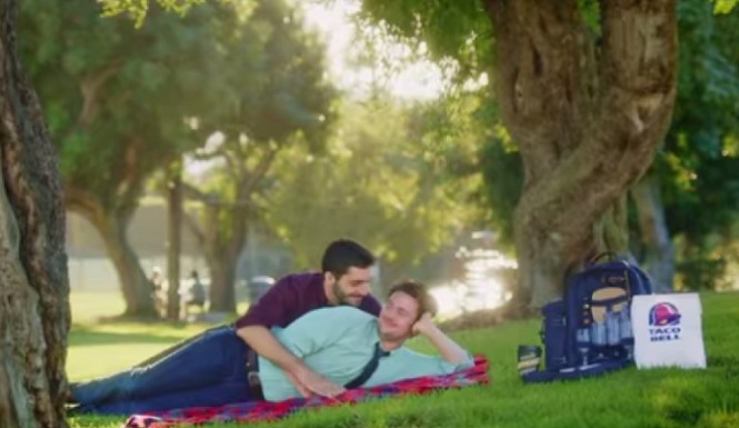 Did Taco Bell Make A Secret Gay-Themed Breakfast Commercial?