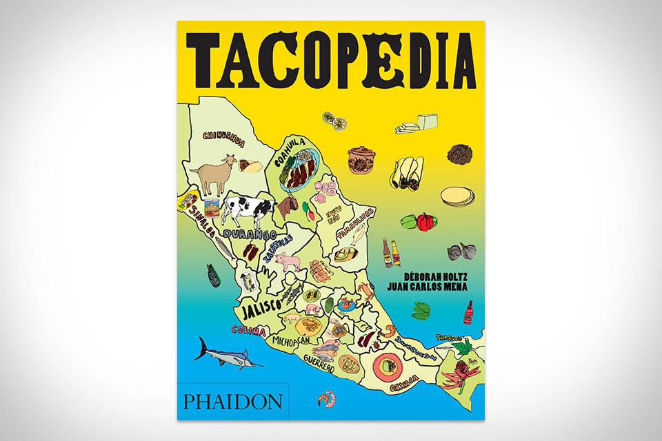 Taco Lovers Rejoice…There's a Tacopedia