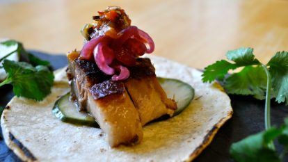 Two New York Chefs Bring Together Filipino and Thai Food