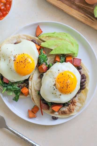 Superfood Breakfast Tacos Recipe